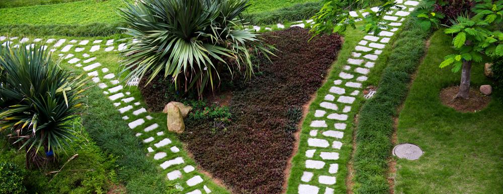 création jardin de plaisance